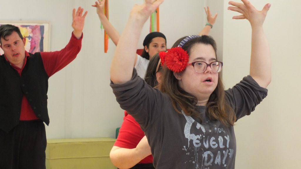 Coreografía Danza Española